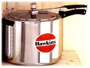 Hawkins HA8L Classic Aluminum Pressure Cooker 8-Liter