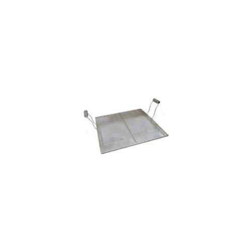 Frying Screen w Handles for Floor Model Donut Fryers 17 x 25