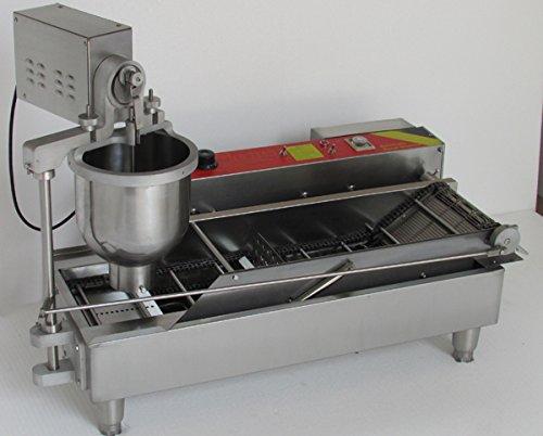 Hanchen Instrument Auto Donut MachineElectric Donut Fryer MakerCommercial Donut Machinery 220V110V