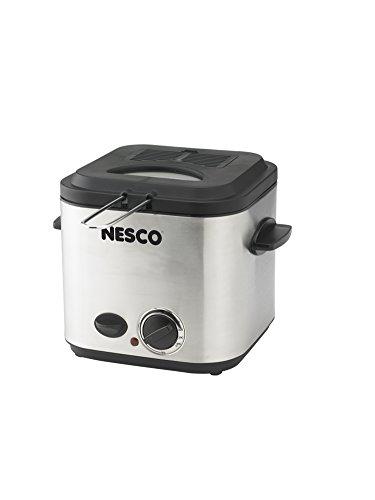 Nesco DF-12 Deep Fryer 12 L Stainless Steel