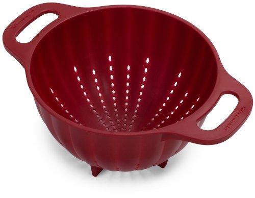 Kitchenaid Classic Colander (5-quart, Red)