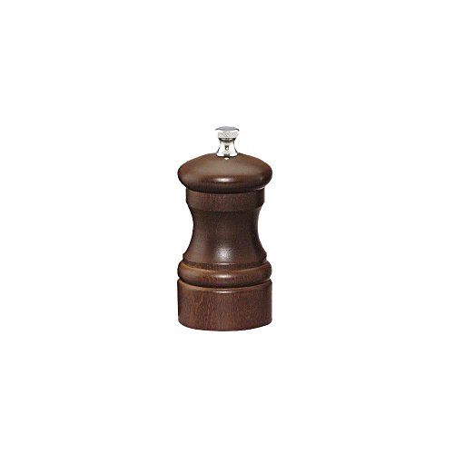 04150 Professional Series 4 Customizable Capstan Walnut Pepper Mill By TableTop King
