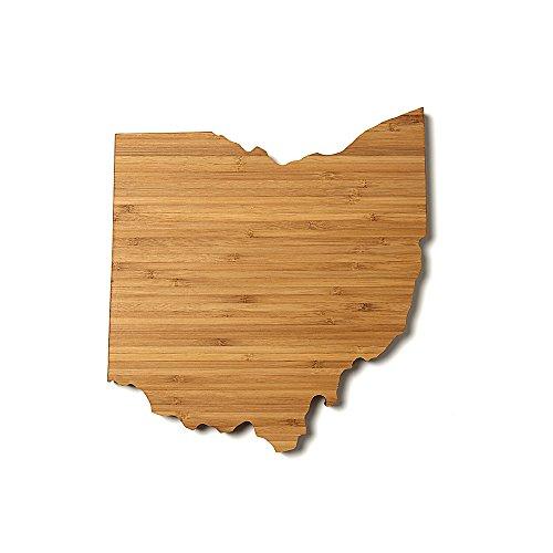 Ohio State Shaped Cutting Board Mini