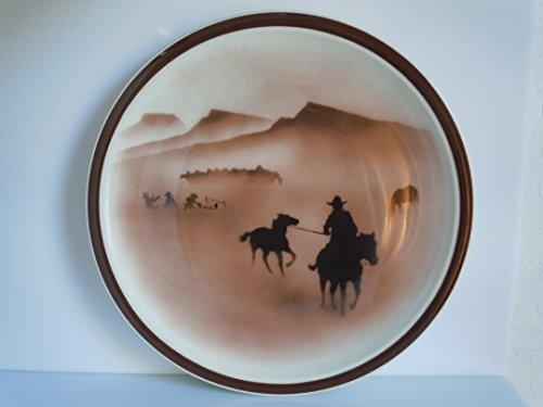Montana Traditions Montana Lifestyles Chop Plate Round Platter 12 18