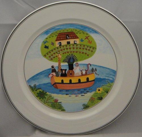 Villeroy Boch Design Naif 12 Chop PlateRound Platter