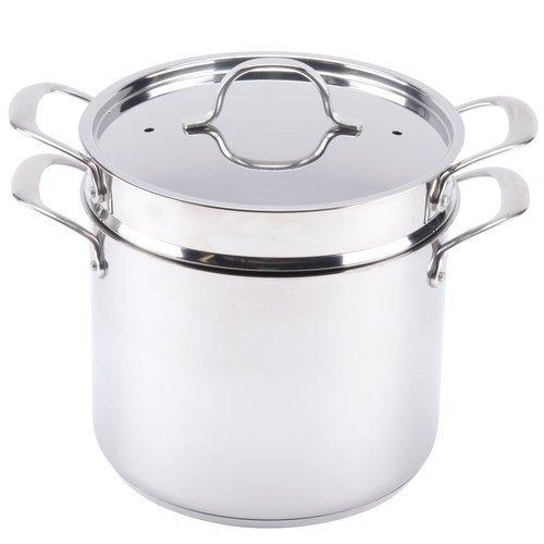 Update International SDPC-08 Self Draining Pasta Cooker S8 Quart