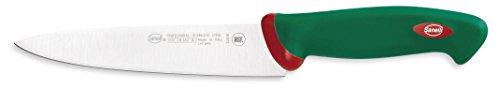 Sanelli Premana Professional Kitchen Knife 18cm708 Green