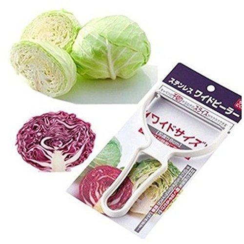 5Pcs Stainless Steel Vegetable Potato Peeler Cabbage Grater Slicer Cutter Cabbage Peeler Salad Cutter
