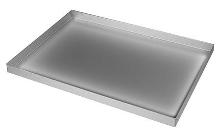 Alan Silverwood Swissroll Pan 13 x 9 x 075 Silver Anodised Aluminium Hand Wash