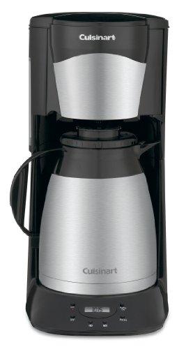Cuisinart Dtc-975bkn Thermal 12-cup Programmable Coffeemaker, Black
