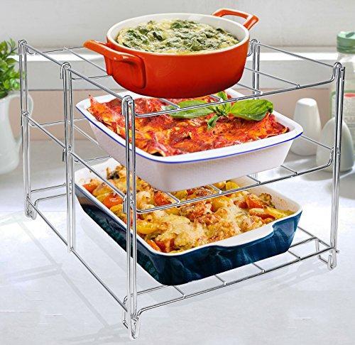 Estilo 3 Tier Oven Baking And Cooling Rack