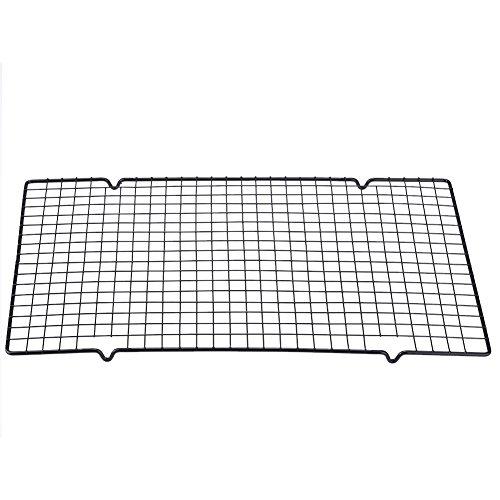 Bakeable Cooling Rack - Dewin Nonstick Cooling Rack for Biscuit Cookie Bread Cake Baking Cooling Grid Griddle