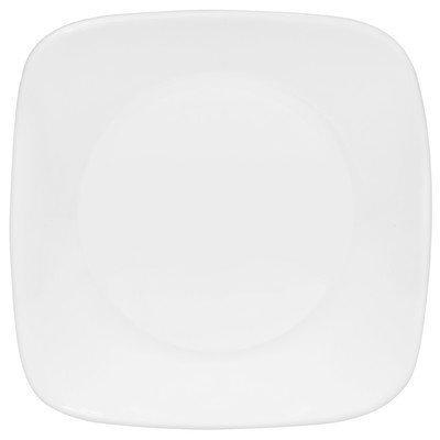 Corelle Square Pure White 65 Plate