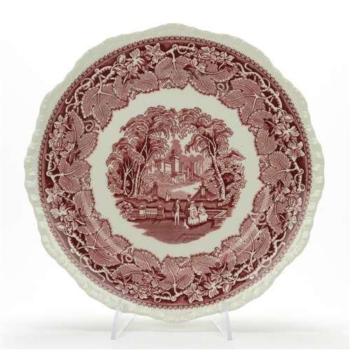 Vista Pink by Masons Ironstone Dinner Plate