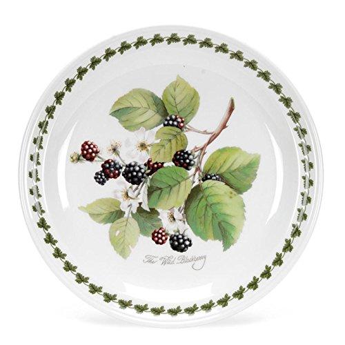 Portmeirion Pomona Dinner Plate Set of 6 Assorted Motifs