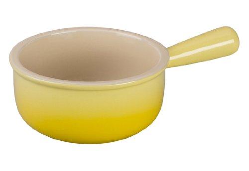 Le Creuset Stoneware 16-Ounce French Onion Soup Bowl Soleil