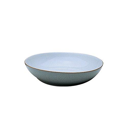 Denby Jet Grey Individual Pasta Bowls Set of 4
