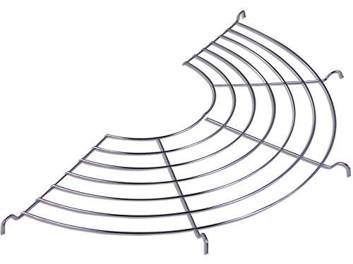 Taylor Ng 14184 Wok Ring Tempura Rack 14 Steel