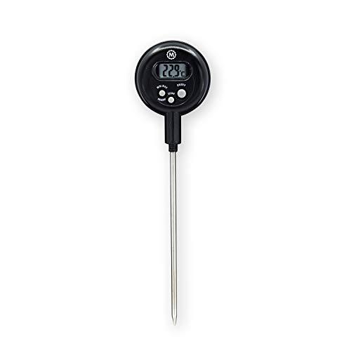 Marathon Ba080008Bk Digital instant Read Kitchen Probe Thermometer