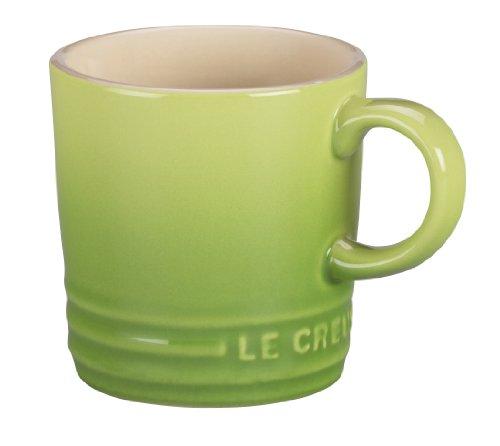 Le Creuset Stoneware Petite Espresso Mug 35-Ounce Palm