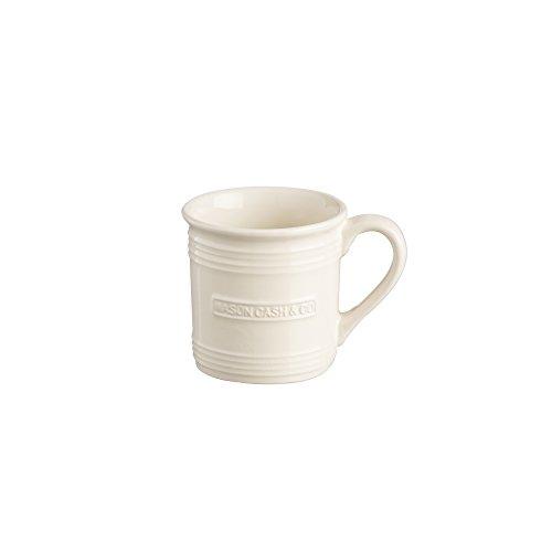 Mason Cash Original Stoneware Espresso Mug 4-Fluid Ounces Cream