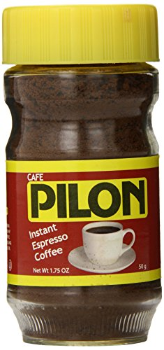 Cafe Pilon Instant Espresso Coffee 175 Ounce Pack of 12