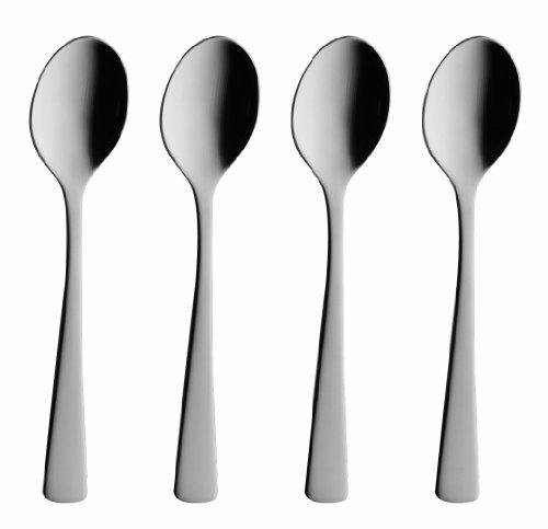 Solex 200401167 Karina Espresso Spoon Set of 4