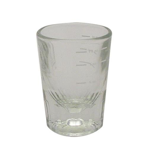 Espresso Supply 02169 2 oz Logo Shot Glass
