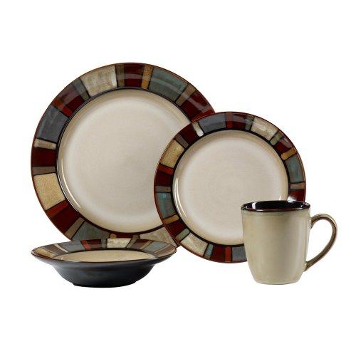 Pfaltzgraff Everyday Nile Dinnerware Set 32 Piece