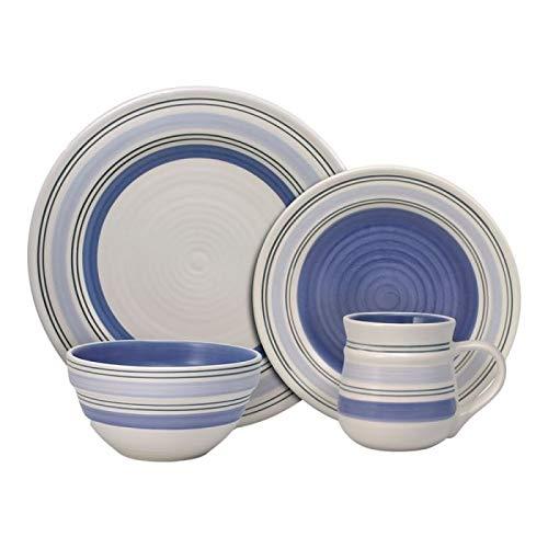 Pfaltzgraff Rio 48 Piece Dinnerware Set Service for 12