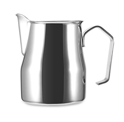 Frothing Pitcher Windspeed Stainless Steel Milk Pitcher Latte Art Jug Gift 350ml