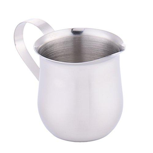 Milk Frothing Pitchercheerfullus 8oz Stainless Steel Milk Cup Milk Frothing Pitcher Milk Jug