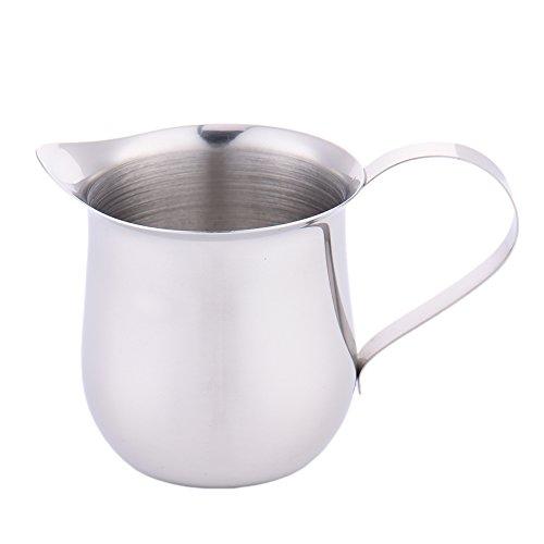 Milk Frothing Pitchercheerfullus 2oz Stainless Steel Milk Cup Milk Frothing Pitcher Milk Jug