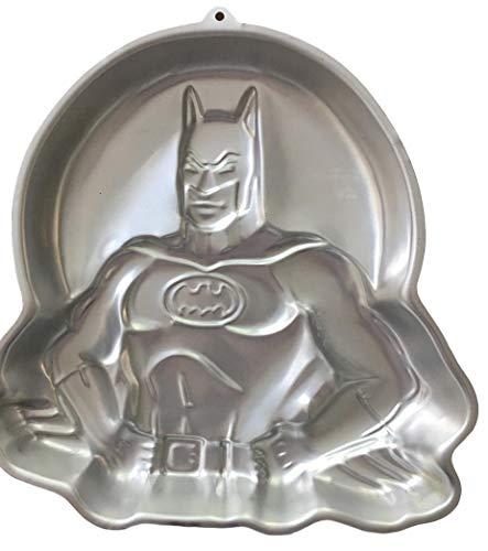 Wilton Batman with Moon Cake Pan 2105-6501 1989 Retired D C Comics