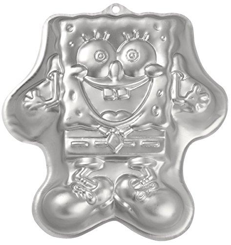 Wilton SpongeBob SquarePants Aluminum Cake Pan