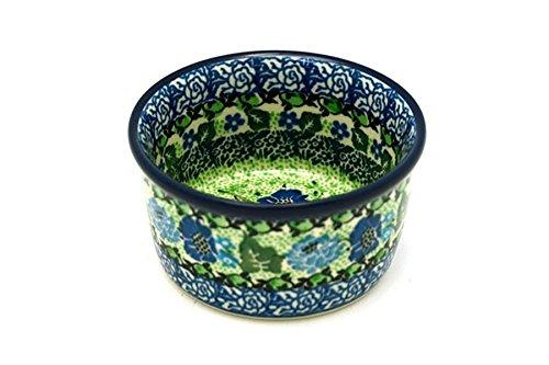 Polish Pottery Ramekin - Unikat Signature - U4629