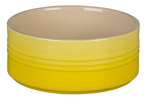 Le Creuset Stoneware Souffle Dish 1-Quart Soleil