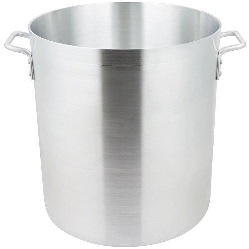 Heavy Weight Aluminum Stock Pot Size 80 Qt