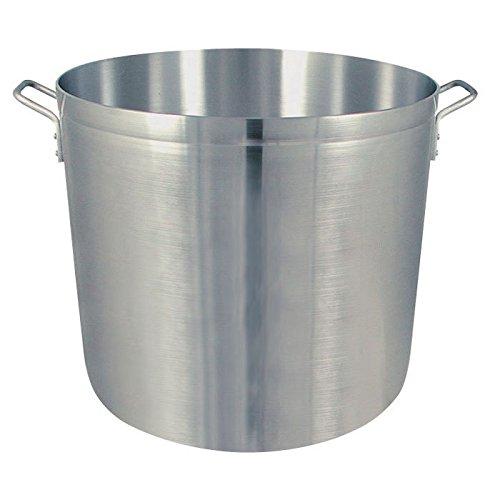 Standard Weight Aluminum Stock Pot Size 100 Qt