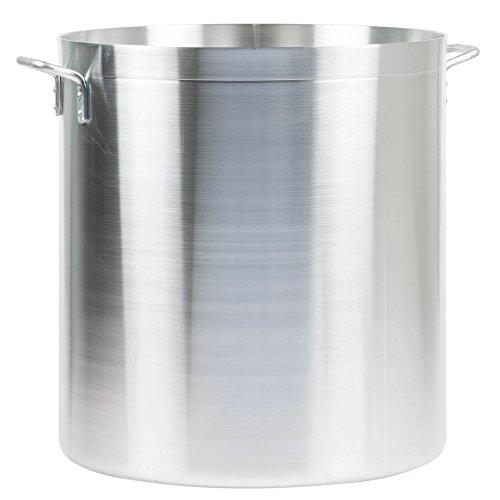 Standard Weight Aluminum Stock Pot Size 16 Qt