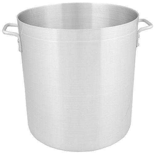 Standard Weight Aluminum Stock Pot Size 40 Qt
