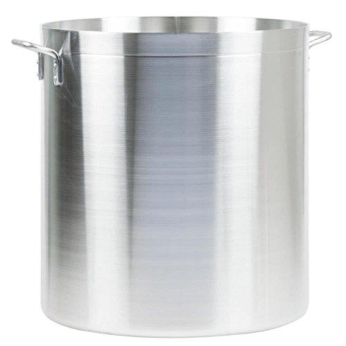 Standard Weight Aluminum Stock Pot Size 80 Qt
