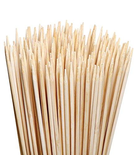 SALE New Premier Bamboo Marshmallow SkewerSticks 6mm 30 Pack of 115