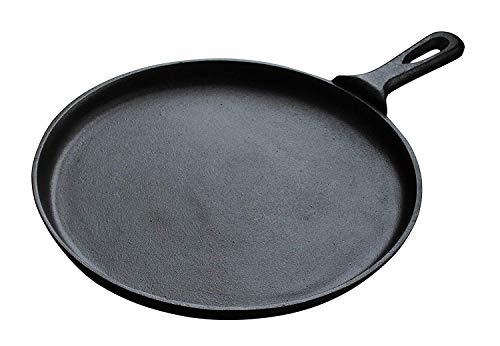 Eweis Homeware 105 inch Pre Seasoned Cast Iron Skillet Pan