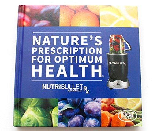 Nutribullet Rx - Recipe book