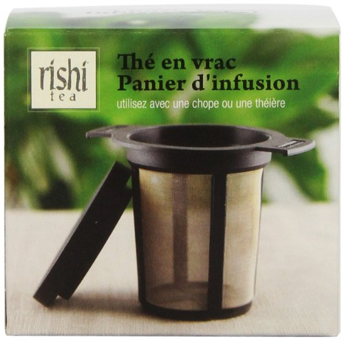 Rishi Tea Loose Tea Infuser Basket, 1 Count