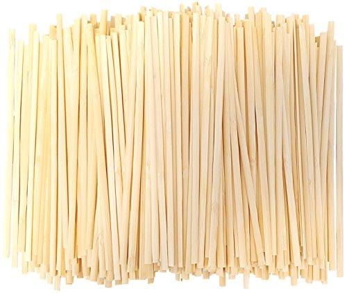 Bamboo Coffee Stir Sticks 500 7 Inch