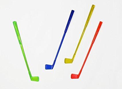 Pack of 100 Golf Club Swizzle Stir Sticks