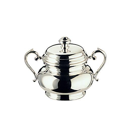 Broggi Ambasciata Sugar bowl Silver-plated