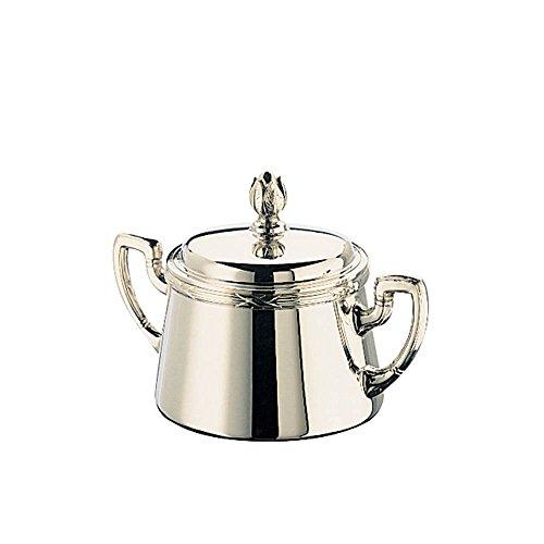 Broggi Rubans Sugar bowl oz12 Silver-plated